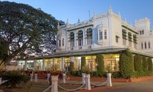 Green Hotel, Mysuru, India