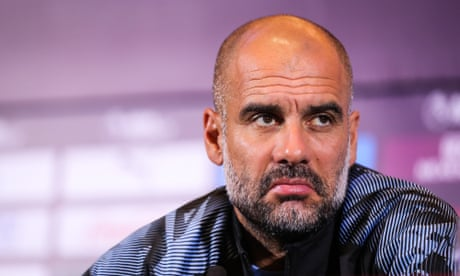 Guardiola hits back at 'false' criticism of Manchester City's conduct in China