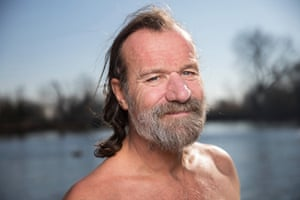 A cold-water cure? My weekend with the 'Ice Man' | World news | The