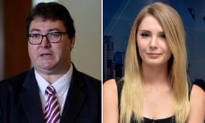 George Christensen and Lauren Southern