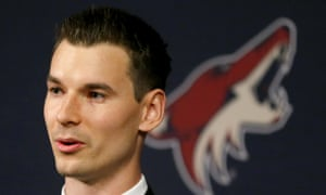 John Chayka said 'the buck stops with me' – but that might not be exactly true.