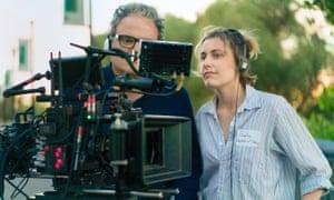 Greta Gerwig, director of Lady Bird.