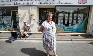 Terrie Simpson who runs Agence Eleonor