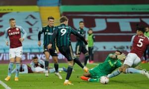 Bamford scores for Leeds