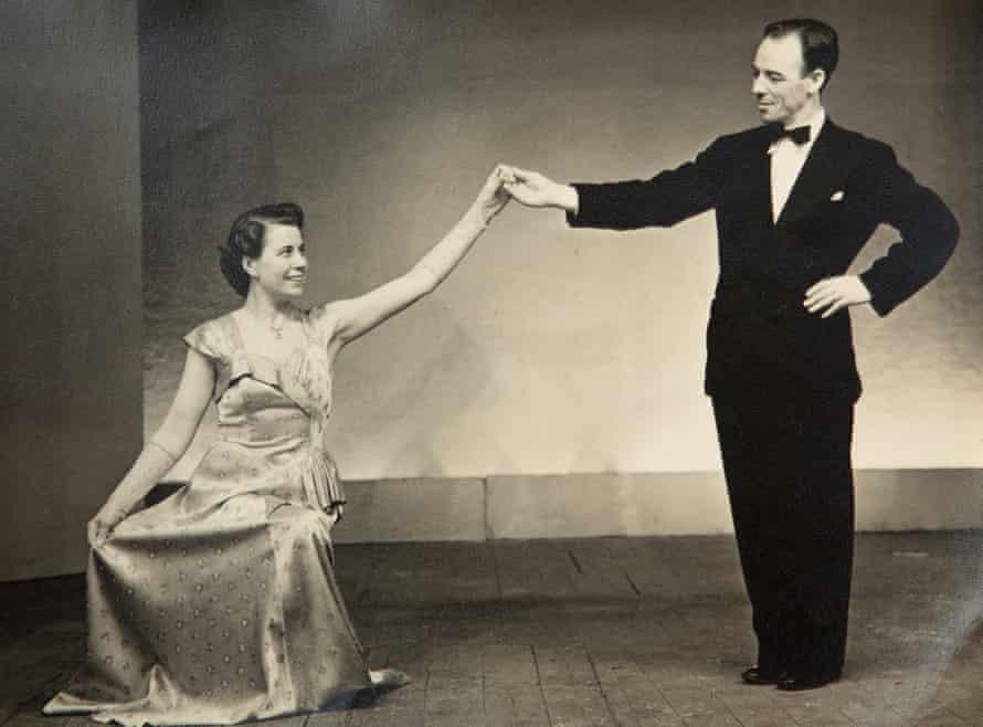 Grandma Vera and Grandad Ivor in the 1950s