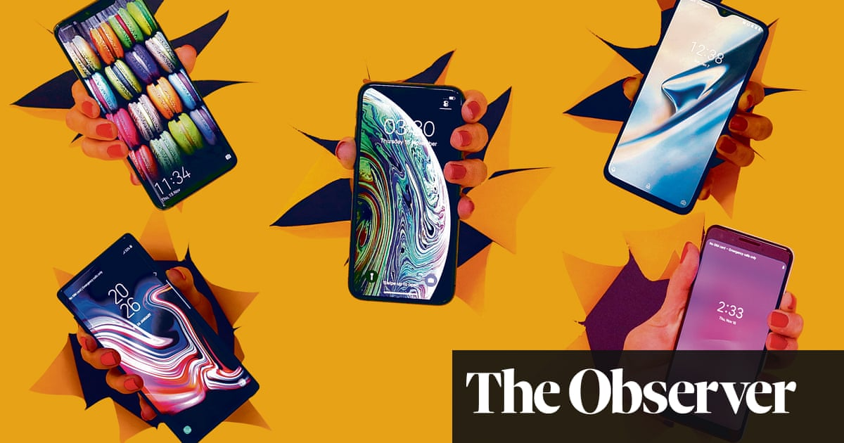 Our top five new smartphones | Technology | The Guardian