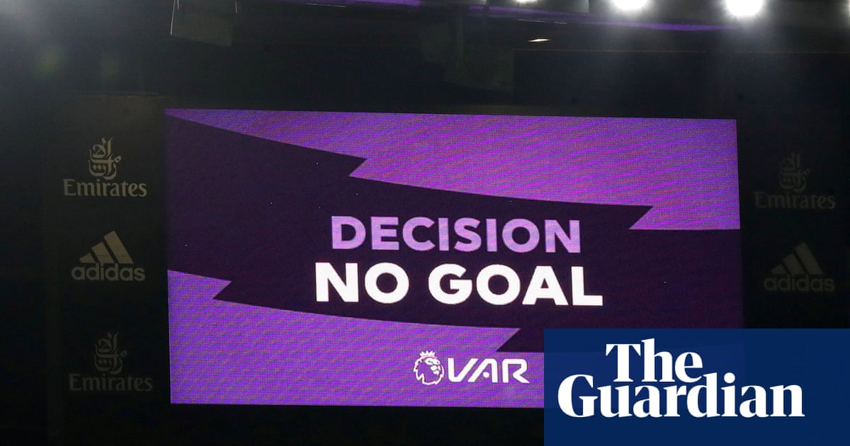 The year in VAR: from World Cup guinea pigs to Premier League fury | Paul MacInnes