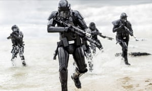 Cleaning up … Rogue One: A Star Wars Story.