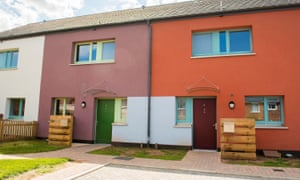 Passivhaus low-carbon homes in Exeter