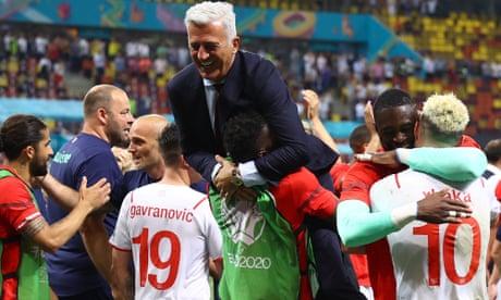 Switzerland start feeling the love for Vladimir Petkovic   Paul Doyle