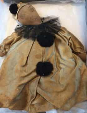 Doll made by Una Collins and used by Fanny Carby in Oh What a Lovely War!