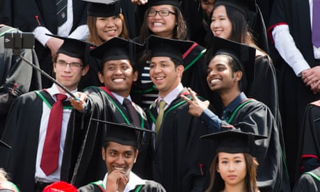 Visa extension to boost numbers of overseas students in UK after Brexit