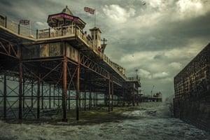 Overall Winner | The Brighton Palace Pier