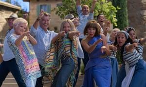 Mamma Mia! Here We Go Again Universal press publicity film still