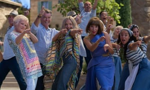 Critics are laughing with it, not at it … Mamma Mia! Here We Go Again.