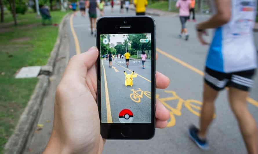 Should there be a plant-spotting version of Pokémon Go?
