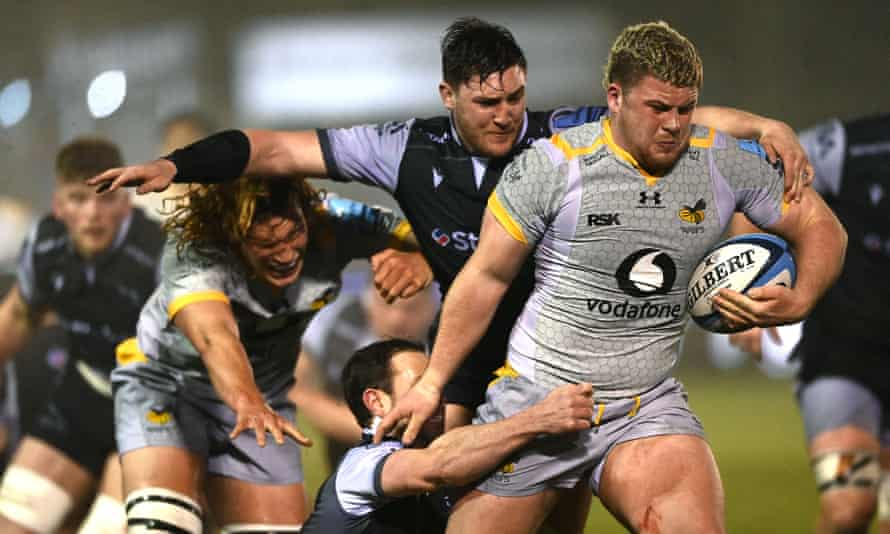 Wasps hooker Alfie Barbeary is another who will expect to face the USA and Canada at Twickenham next month.