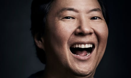 'I live in Los Angeles – the rich part' … Ken Jeong