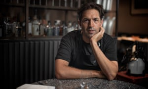 Ben Shewry from Melbourne's Attica restaurant is the ambassador for the Australian Marine Conservation Society's Good Fish project