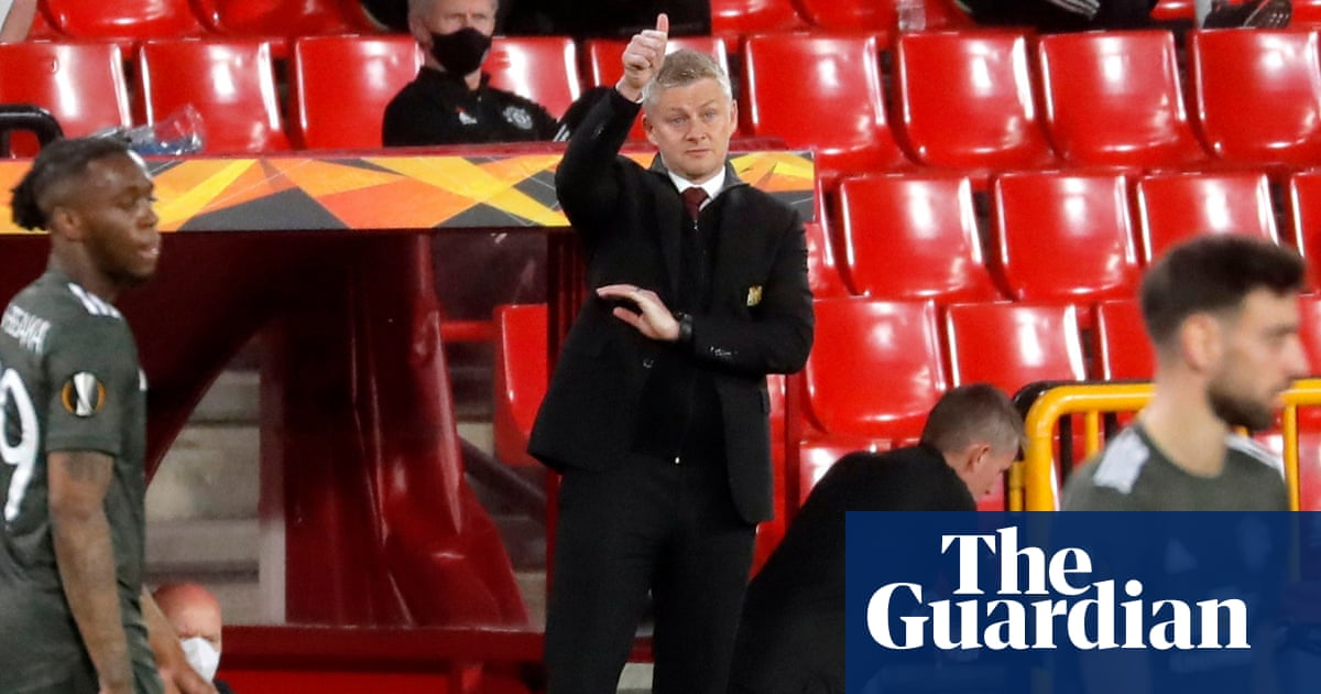 Solskjær laments Manchester United suspensions despite win at Granada