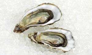 You're more likely to catch norovirus at your local supermarket than from eating an oyster.