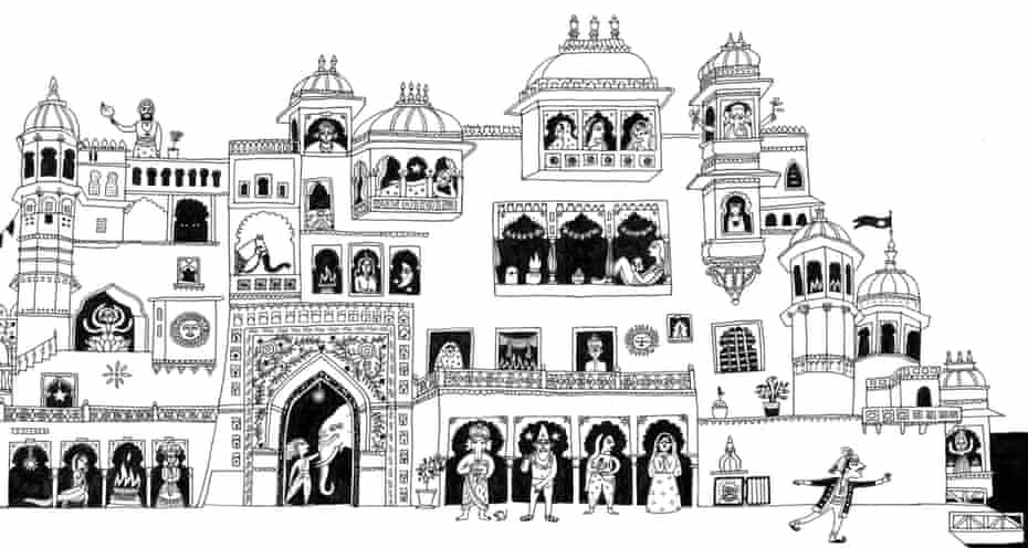 Lake City: Udaipur City Palace