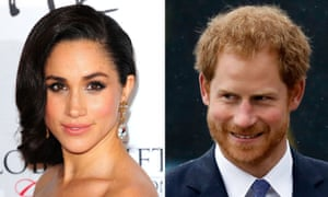 Meghan Markle and Prince Harry. She says the pair dated for six months before their relationship became public.