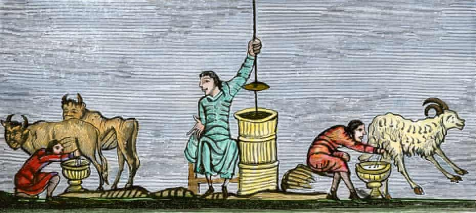 Peasant life … where physical and moral perils abound.
