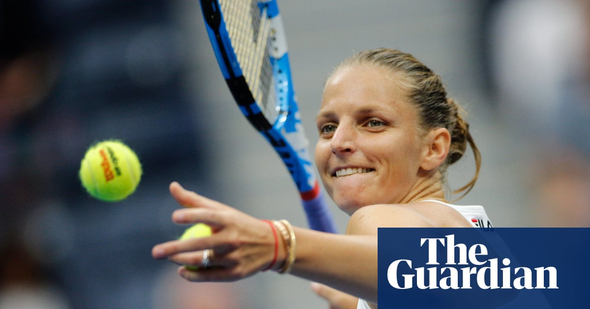 Karolina Pliskova turns on the power to beat Mariam Bolkvadze in US Open