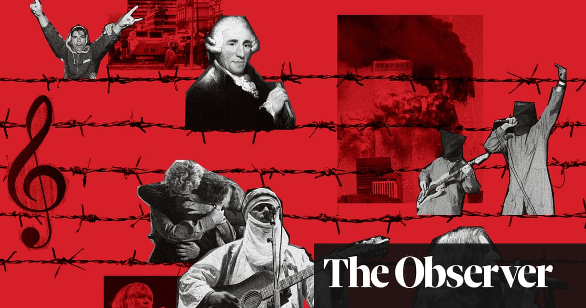 Louder Than Bombs My Journey In War And Music Music The Guardian