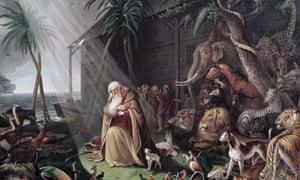 Noah's Ark by Charles Willson Peale