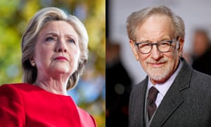 Hillary Clinton and Steven Spielberg will team up to adapt Elaine Weiss's book.