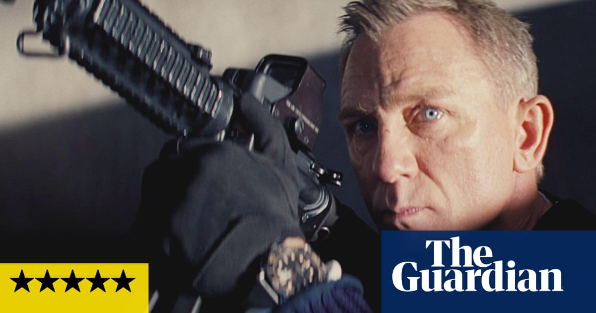 No Time to Die review: Daniel Craig dispatches James Bond with panache, rage – and cuddles
