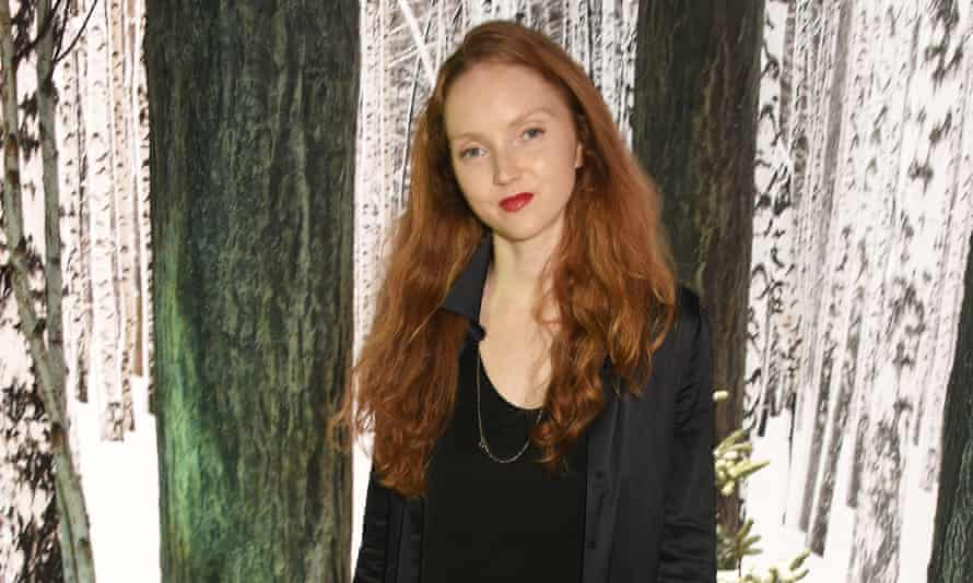 Passionate reader and literary campaigner … Lily Cole.