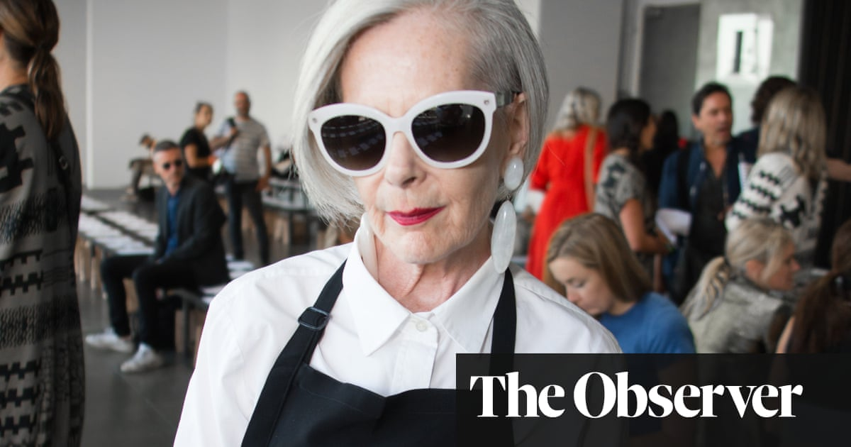 69c0b172b4d Fashion wakes up to the older woman | Fashion | The Guardian