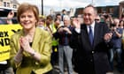 Sturgeon to give evidence to Holyrood on Salmond inquiry amid calls to resign