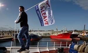 A Fishing For Leave (the EU) skipper