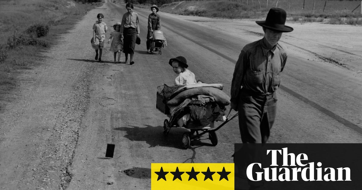 Dorothea Lange: Politics of Seeing review – a visionary whose camera never lied