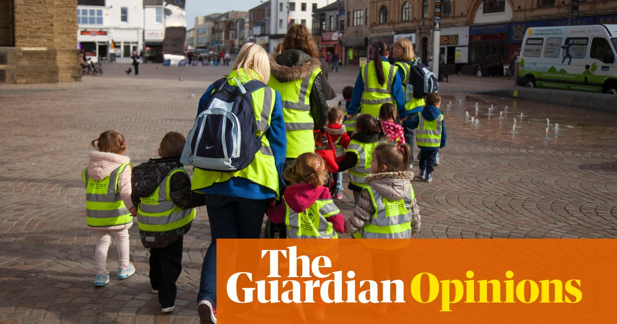 Lockdown has made UK families reconsider the cost of childcare – and they're furious