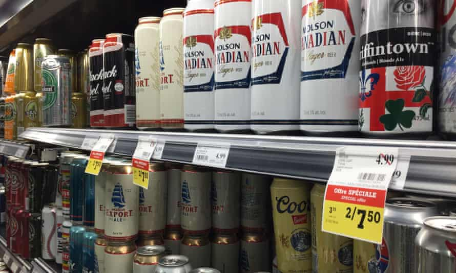 The minimum price – which was hiked from $1 to C$1.25 by the previous Liberal government in 2008 – will apply to beers that have less than 5.6% alcohol content.