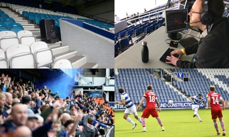 The theatre company who are bringing back crowd noise for QPR