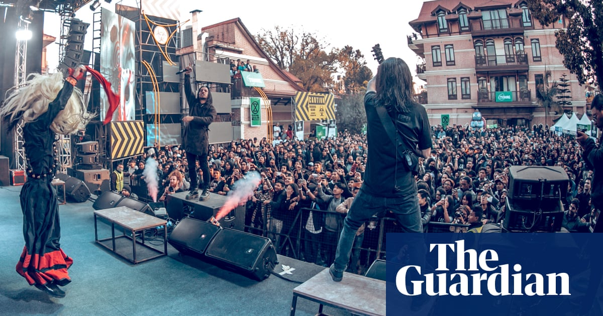 Himalayan headbangers: in the moshpit with the metalheads of Kathmandu