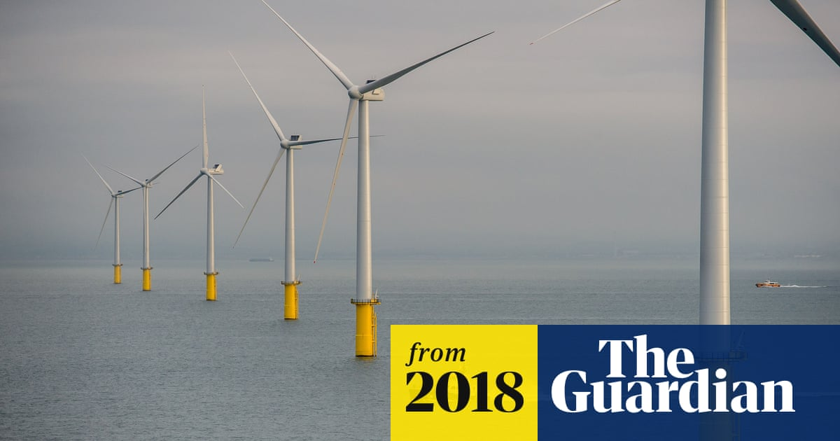 Windy weather carries Britain to renewable energy record