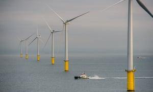 Rampion windfarm