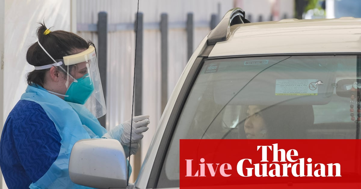 Coronavirus live news: Victoria eases restrictions as Adelaide emerges from lockdown and UK records 341 more deaths – The Guardian