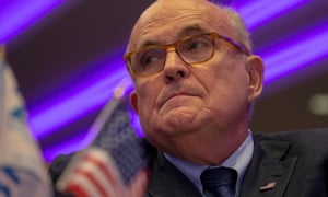 Giuliani said it was not improper for him to intervene in a foreign country's law enforcement while simultaneously representing the US president and that the work was unconnected.
