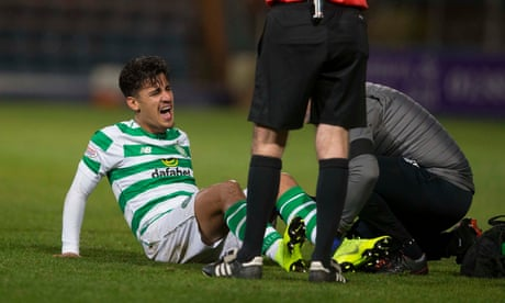 Daniel Arzani stretchered off to cloud Asian Cup participation