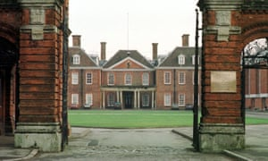 Marlborough College: 'Most of the buildings had been purpose-built in the 19th century. They smelled of stone and loneliness.'