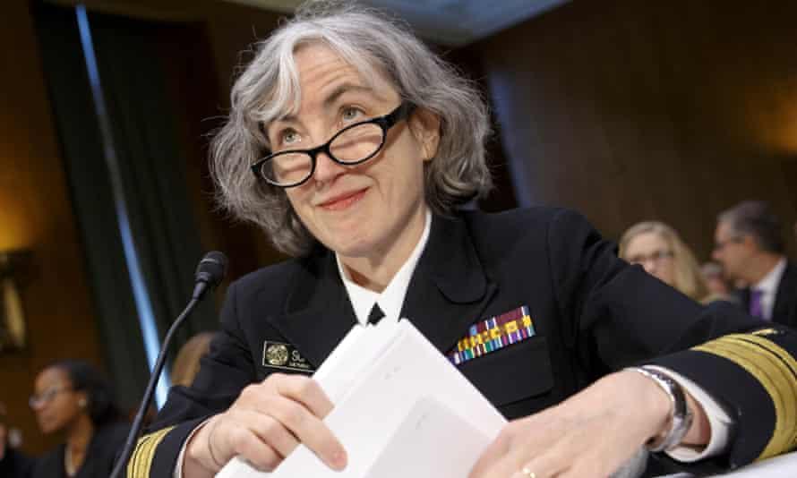 Dr Anne Schuchat of the CDC