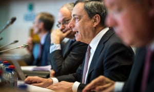 Mario Draghi, President of the European Central Bank, telling MPs that both sides in the Greek drama must find a deal soon.